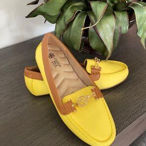 New:Cushion Walk Flat Loafers By Avon